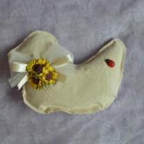 Bomboniera papera con lavanda